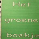 Groene Boekje kleurboekjes
