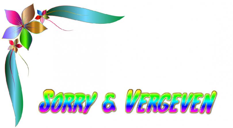 Sorry en vergeven