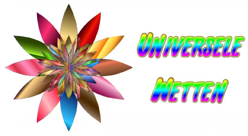 Universele Wetten, wet van aantrekking