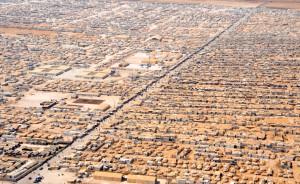 Za'atri vluchtelingenkamp