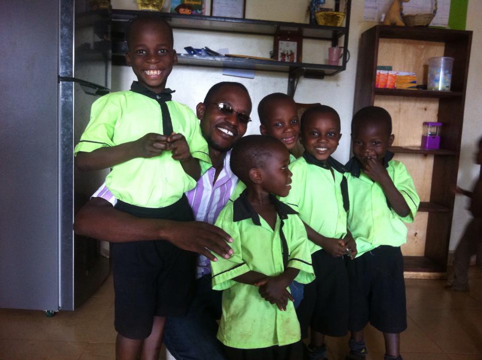 Josh Sserwadda orphanage