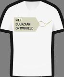 t-shirt niet duurzaam ontwikkeld