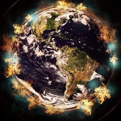 De opwarming van de aarde is echt