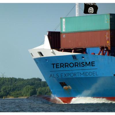 Terrorisme als exportmiddel