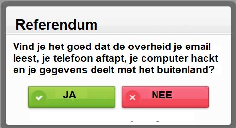 Referendum sleepwet