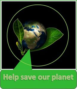 Earth-widget-help save our planet